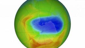 Shtresa e ozonit e Tokës është duke u 'shëruar'